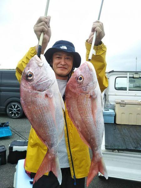 ジギング・鯛ラバ釣り果